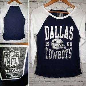 NFL team apparel Dallas Cowboys